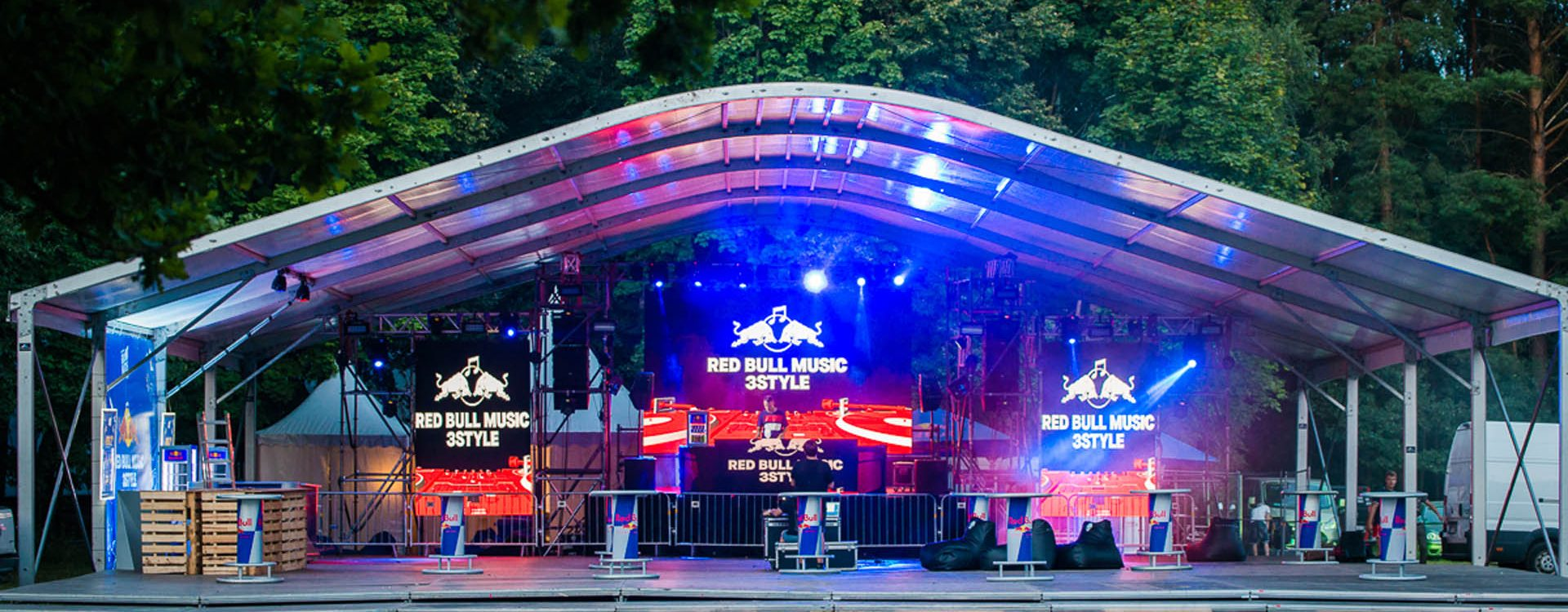 Granatos Live Red Bull Stage 2018