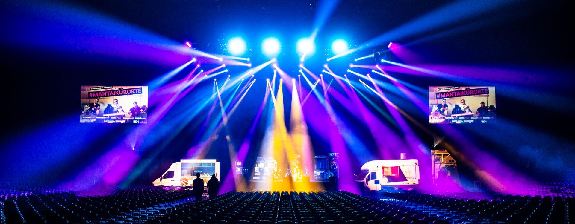 #MANTAIKURORTE, Siemens arena, 2019
